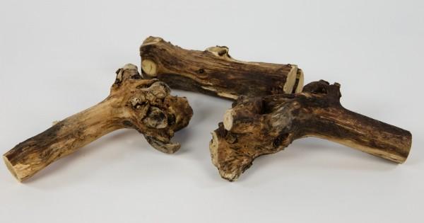 Schnitzen und Basteln mit Holz