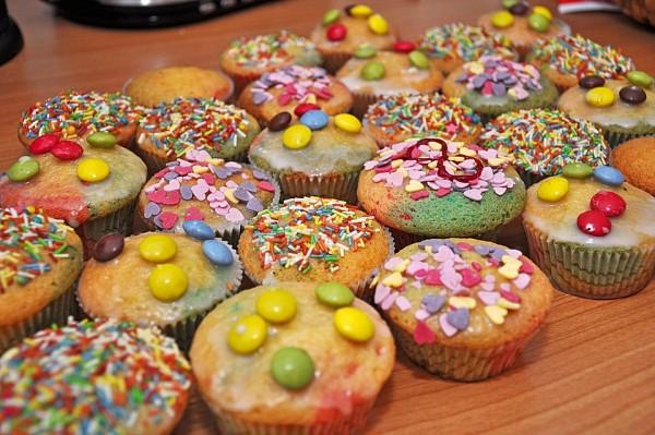 """Muffins backen"" am 24. Juli"