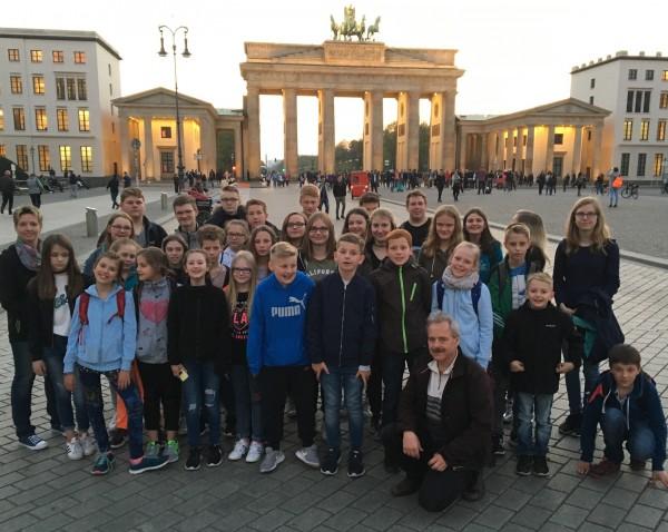 Erlebnis-Freizeit nach Berlin im Herbst 2021