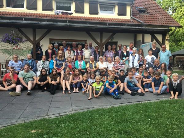 Erlebnis-Freizeit in den Neuenburger Urwald v. 14. - 18. August