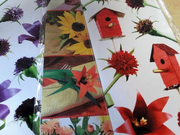 "Julius-Club: DIY ""Paper-Flower-Bouquet"""
